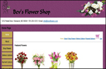 bev's flower shop